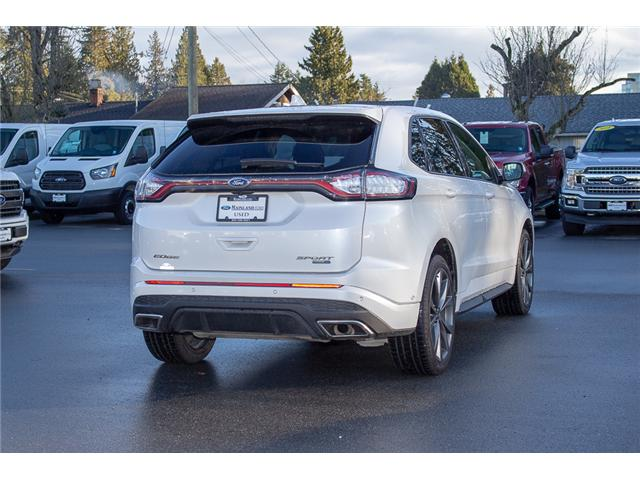 2018 Ford Edge Sport (Stk: P6320) in Surrey - Image 7 of 30