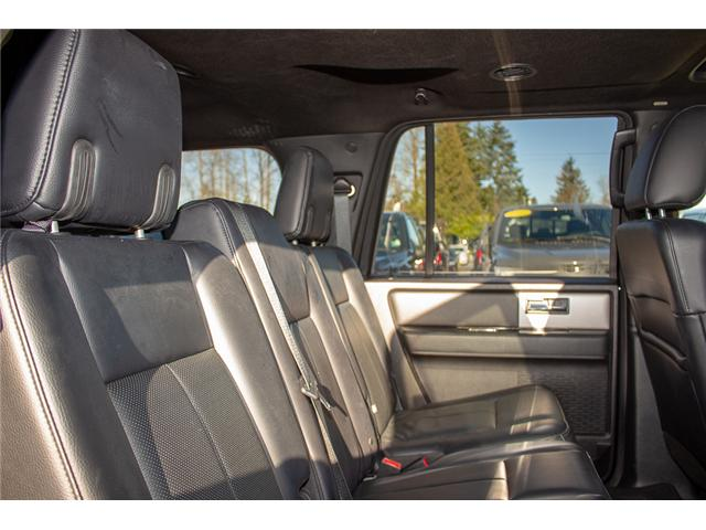2017 Ford Expedition Max Limited (Stk: P5965) in Surrey - Image 19 of 30