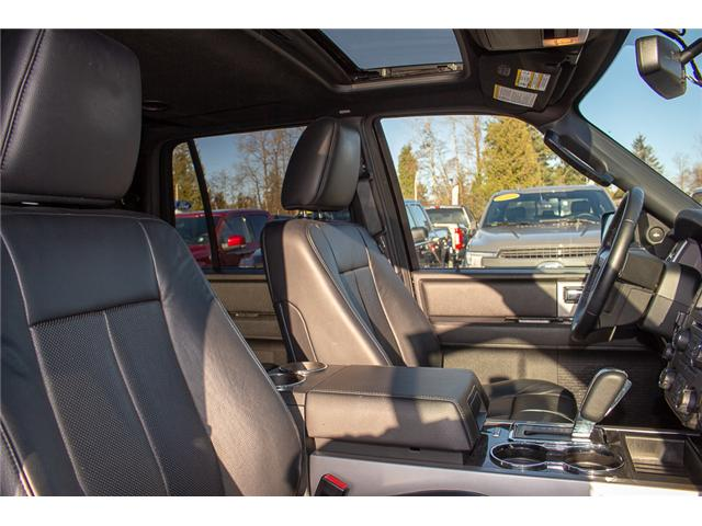 2017 Ford Expedition Max Limited (Stk: P5965) in Surrey - Image 21 of 30