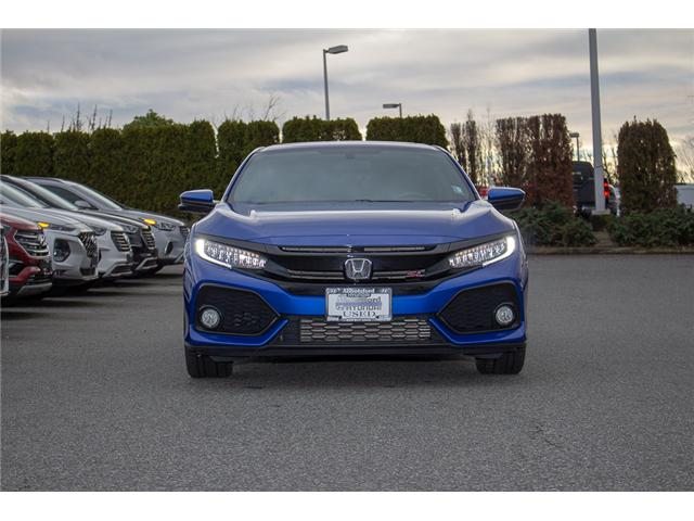 2017 Honda Civic Si (Stk: JT770280A) in Abbotsford - Image 2 of 27