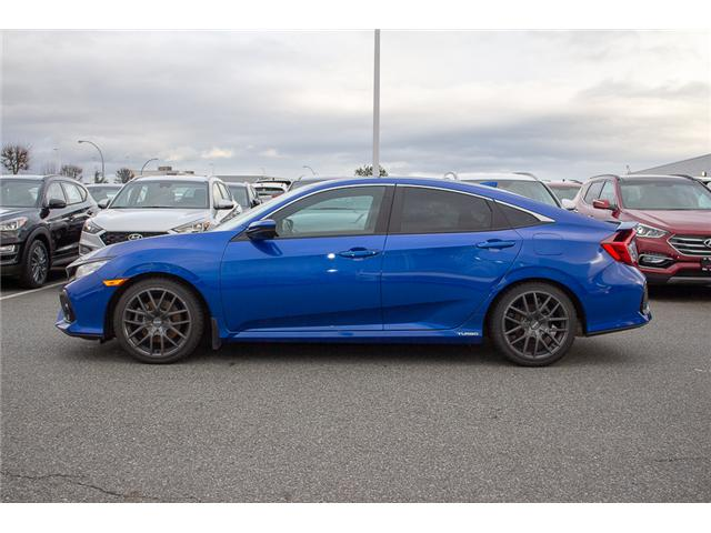 2017 Honda Civic Si (Stk: JT770280A) in Abbotsford - Image 4 of 27