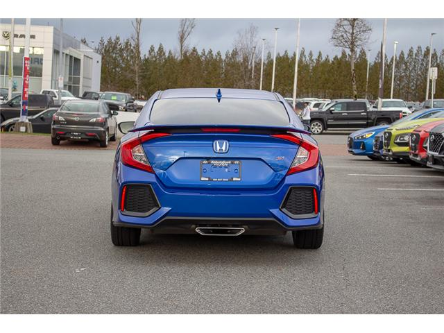 2017 Honda Civic Si (Stk: JT770280A) in Abbotsford - Image 5 of 27