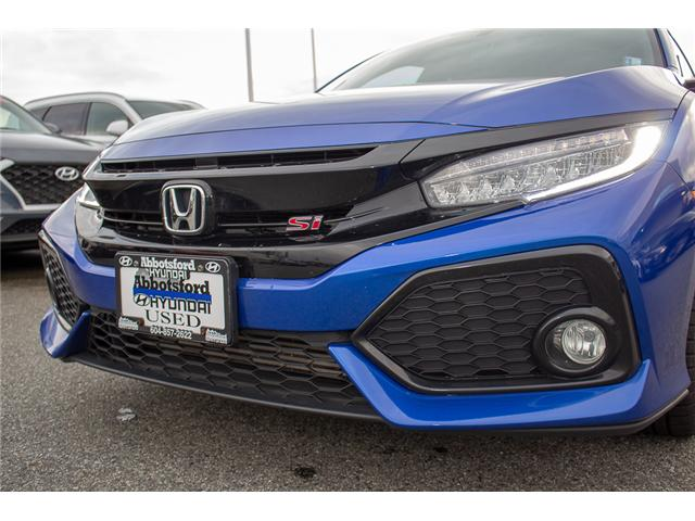 2017 Honda Civic Si (Stk: JT770280A) in Abbotsford - Image 8 of 27