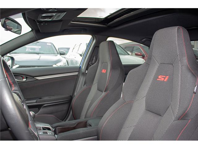 2017 Honda Civic Si (Stk: JT770280A) in Abbotsford - Image 10 of 27