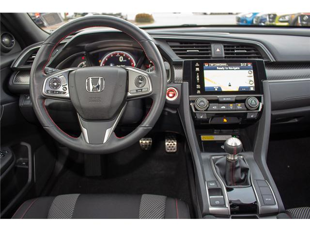2017 Honda Civic Si (Stk: JT770280A) in Abbotsford - Image 12 of 27