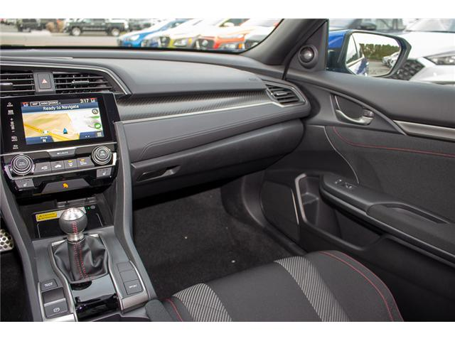 2017 Honda Civic Si (Stk: JT770280A) in Abbotsford - Image 13 of 27