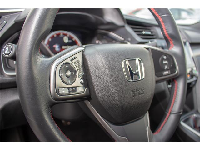 2017 Honda Civic Si (Stk: JT770280A) in Abbotsford - Image 22 of 27