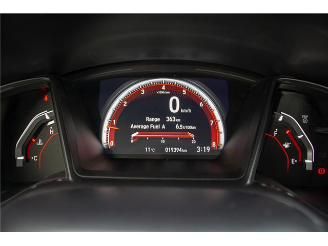 2017 Honda Civic Si (Stk: JT770280A) in Abbotsford - Image 23 of 27
