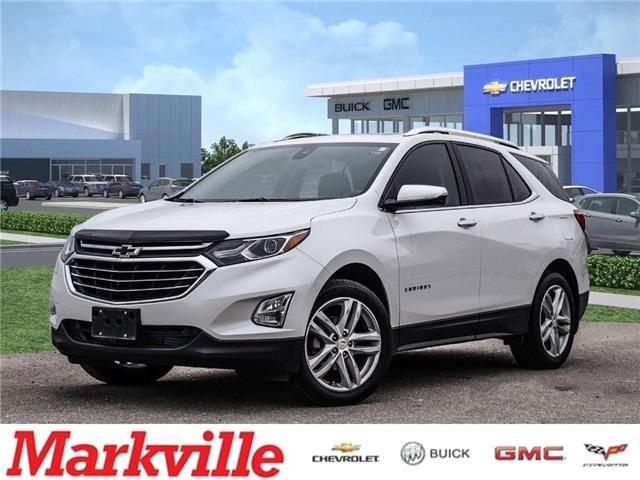 2018 Chevrolet Equinox PREMIER-LTHR-NAV-RF-GM CERTIFIED PRE-OWNED-1 OWNER (Stk: P6242) in Markham - Image 1 of 29