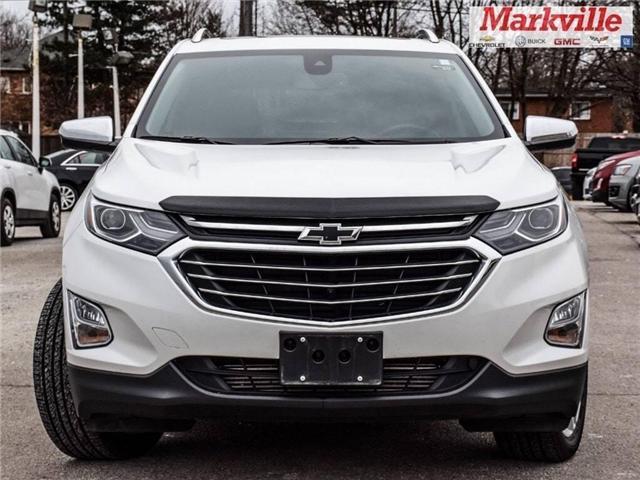 2018 Chevrolet Equinox PREMIER-LTHR-NAV-RF-GM CERTIFIED PRE-OWNED-1 OWNER (Stk: P6242) in Markham - Image 2 of 29