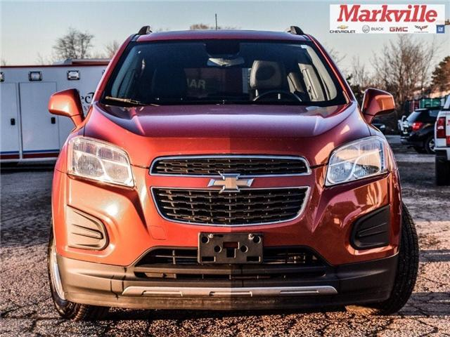 2014 Chevrolet Trax 2LT-FWD-ROOF- GM CERTIFIED- 1 OWNER TRADE (Stk: 581365A) in Markham - Image 2 of 25