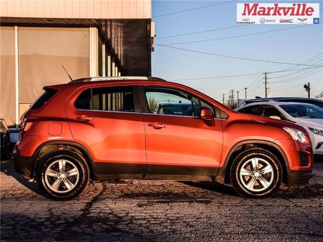 2014 Chevrolet Trax 2LT-FWD-ROOF- GM CERTIFIED- 1 OWNER TRADE (Stk: 581365A) in Markham - Image 8 of 25