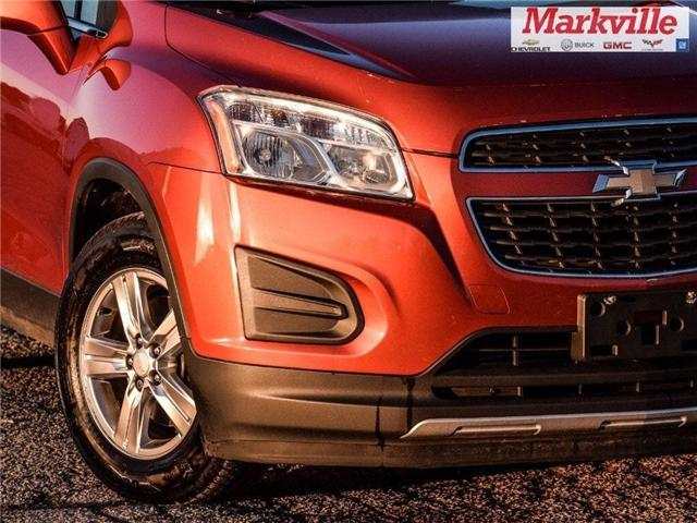 2014 Chevrolet Trax 2LT-FWD-ROOF- GM CERTIFIED- 1 OWNER TRADE (Stk: 581365A) in Markham - Image 9 of 25