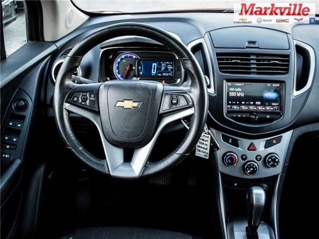 2014 Chevrolet Trax 2LT-FWD-ROOF- GM CERTIFIED- 1 OWNER TRADE (Stk: 581365A) in Markham - Image 19 of 25