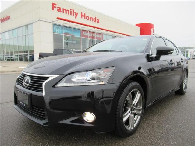 2015 Lexus GS 350 WINTER TIRES INCLUDED! (Stk: 9800463A) in Brampton - Image 1 of 30
