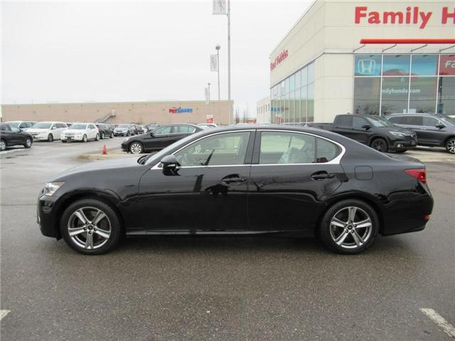 2015 Lexus GS 350 WINTER TIRES INCLUDED! (Stk: 9800463A) in Brampton - Image 2 of 30