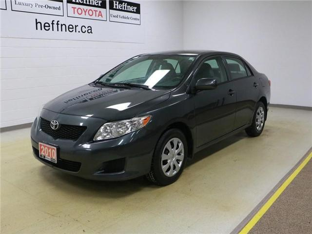 2010 Toyota Corolla CE (Stk: 186544) in Kitchener - Image 1 of 26