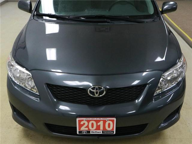 2010 Toyota Corolla CE (Stk: 186544) in Kitchener - Image 22 of 26