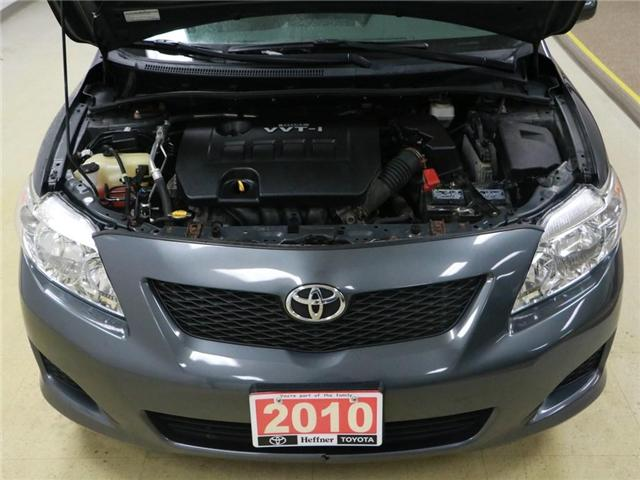 2010 Toyota Corolla CE (Stk: 186544) in Kitchener - Image 23 of 26