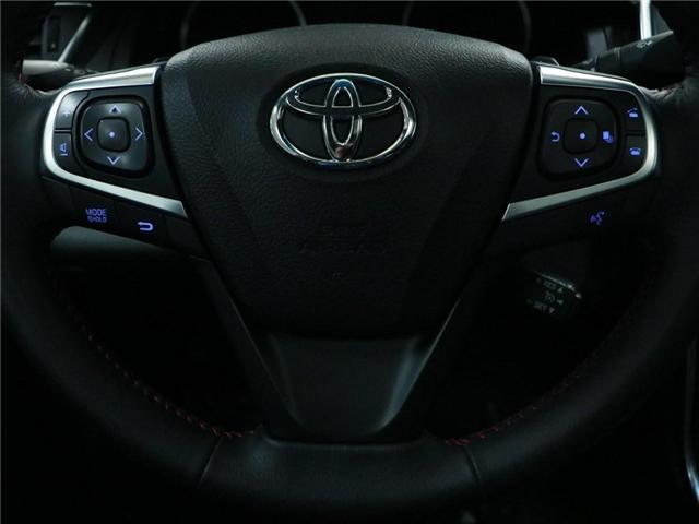 2016 Toyota Camry XSE V6 (Stk: 186546) in Kitchener - Image 10 of 29