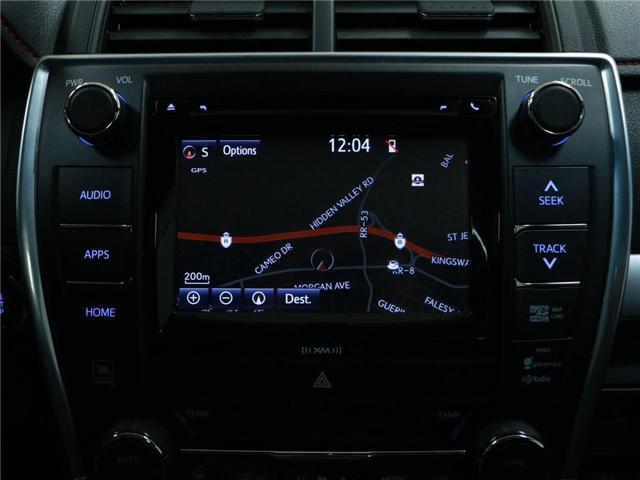 2016 Toyota Camry XSE V6 (Stk: 186546) in Kitchener - Image 15 of 29