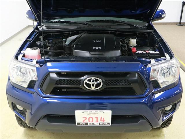 2014 Toyota Tacoma V6 (Stk: 186550) in Kitchener - Image 24 of 27