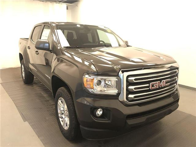 2019 GMC Canyon SLE 1GTG6CEN9K1189943 201077 in Lethbridge