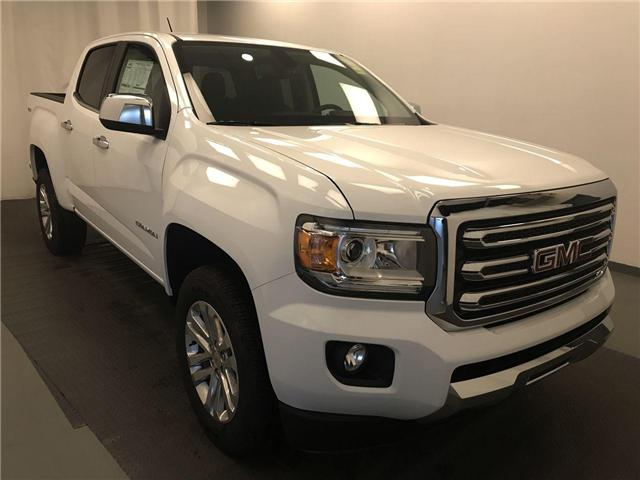 2019 GMC Canyon SLT (Stk: 200267) in Lethbridge - Image 1 of 21