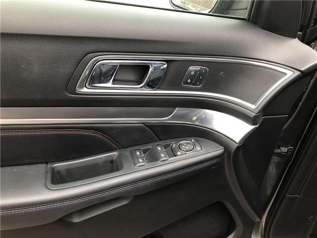 2018 Ford Explorer Sport (Stk: EX181659) in Barrie - Image 7 of 28