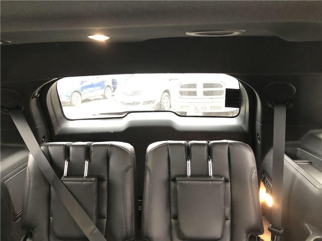 2018 Ford Explorer Sport (Stk: EX181659) in Barrie - Image 18 of 28