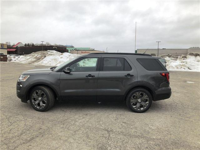 2018 Ford Explorer Sport (Stk: EX181659) in Barrie - Image 2 of 28
