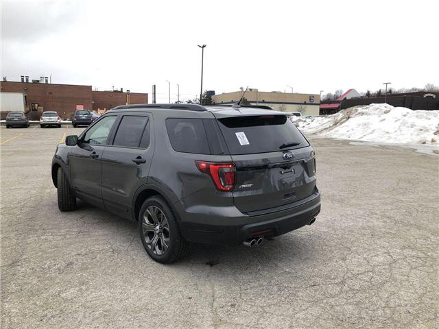 2018 Ford Explorer Sport (Stk: EX181659) in Barrie - Image 3 of 28