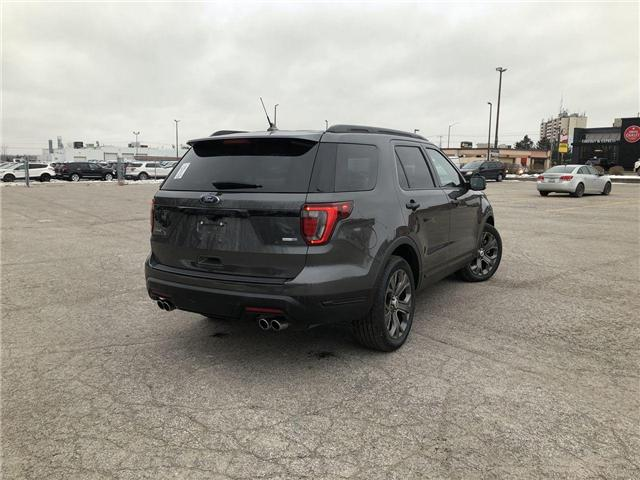 2018 Ford Explorer Sport (Stk: EX181659) in Barrie - Image 4 of 28