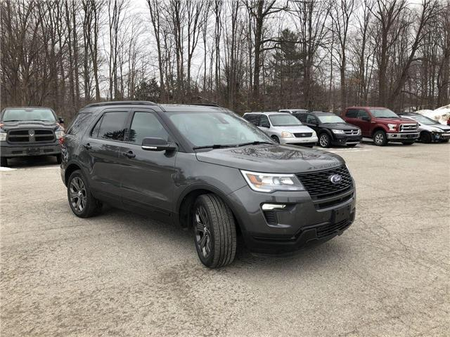 2018 Ford Explorer Sport (Stk: EX181659) in Barrie - Image 6 of 28