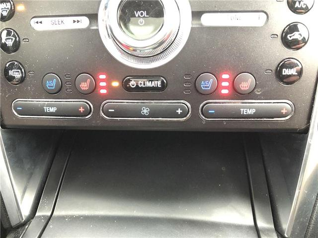 2018 Ford Explorer Sport (Stk: EX181659) in Barrie - Image 23 of 28