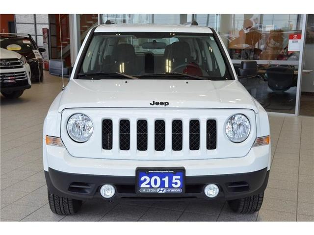 2015 Jeep Patriot Sport/North (Stk: 282407) in Milton - Image 2 of 35