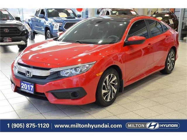 2017 Honda Civic EX (Stk: 012960) in Milton - Image 1 of 39