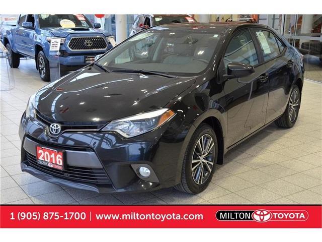 2016 Toyota Corolla  (Stk: 580427) in Milton - Image 1 of 38