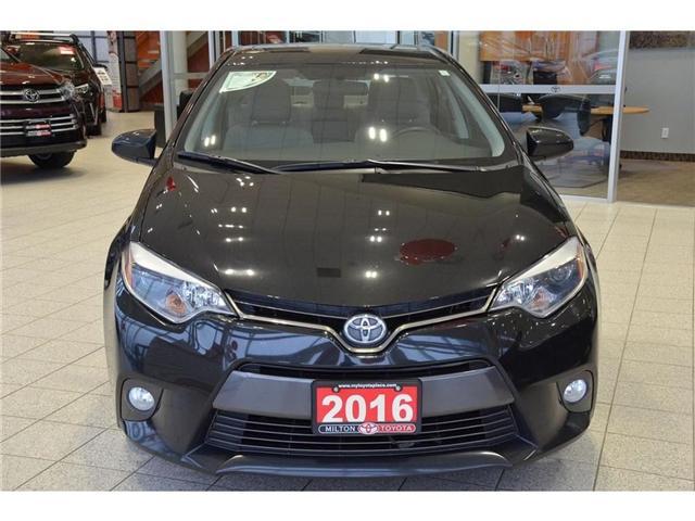 2016 Toyota Corolla  (Stk: 580427) in Milton - Image 2 of 38
