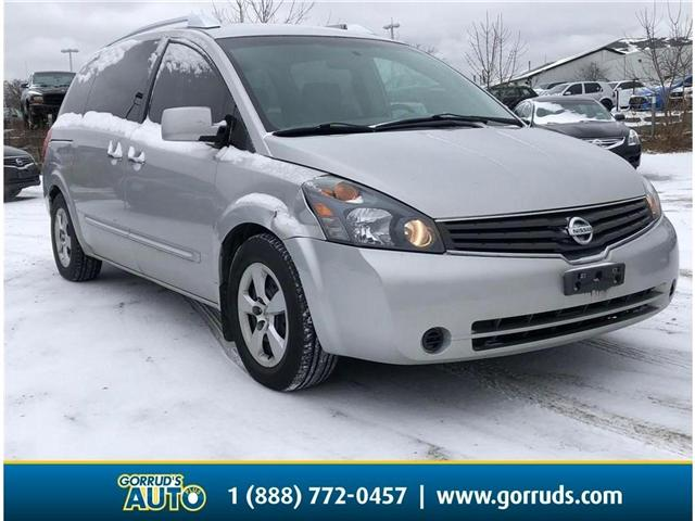 2009 Nissan Quest 3.5 (Stk: 107096) in Milton - Image 1 of 13