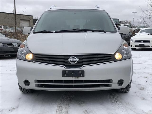 2009 Nissan Quest 3.5 (Stk: 107096) in Milton - Image 2 of 13