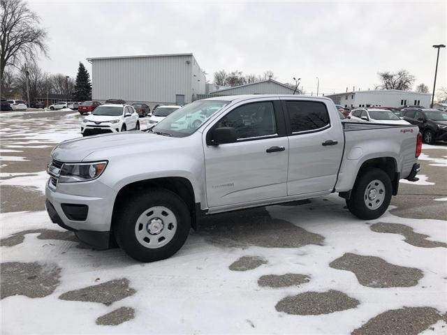 2017 Chevrolet Colorado WT (Stk: U30218) in Goderich - Image 1 of 18