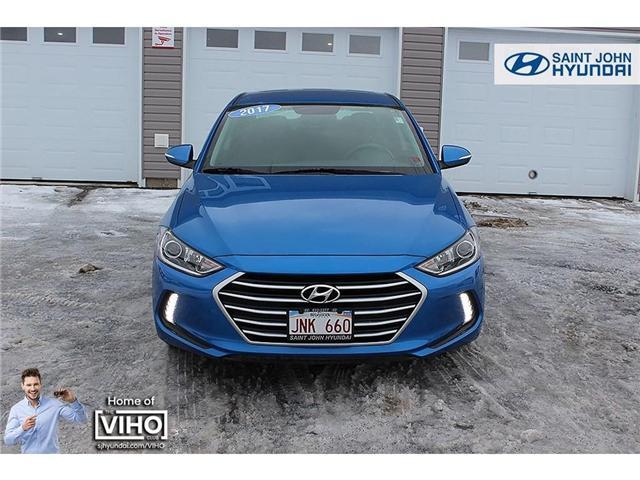 2017 Hyundai Elantra GL (Stk: U1808) in Saint John - Image 2 of 20