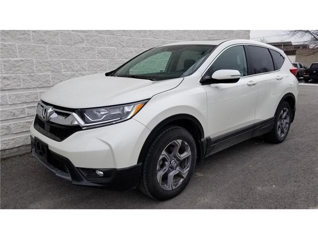 2018 Honda CR-V EX (Stk: 18071) in Kingston - Image 2 of 30