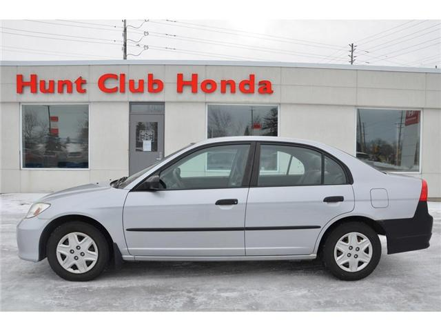 2004 Honda Civic SE (Stk: Y00201A) in Gloucester - Image 1 of 18