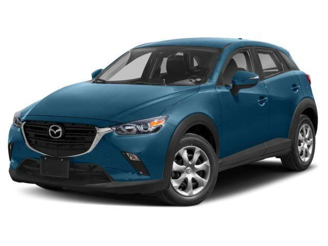 2019 Mazda CX-3 GX (Stk: M19039) in Saskatoon - Image 1 of 9