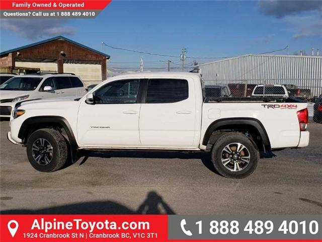 2017 Toyota Tacoma TRD Off Road (Stk: X078385M) in Cranbrook - Image 2 of 16
