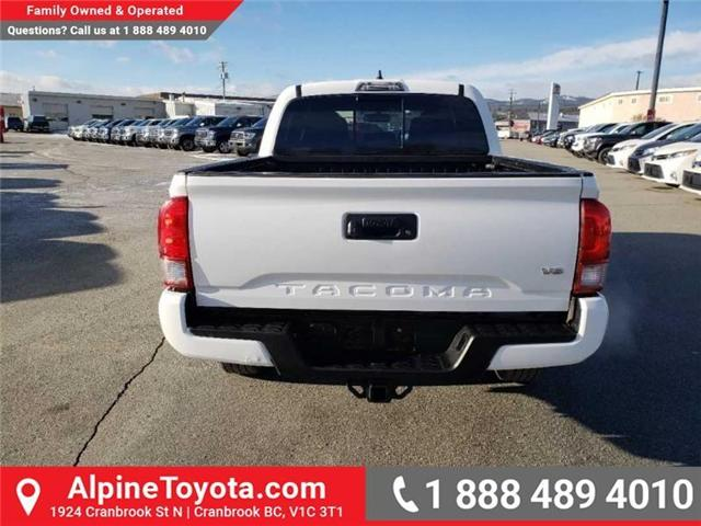 2017 Toyota Tacoma TRD Off Road (Stk: X078385M) in Cranbrook - Image 4 of 16