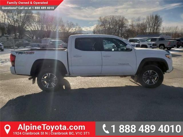 2017 Toyota Tacoma TRD Off Road (Stk: X078385M) in Cranbrook - Image 6 of 16