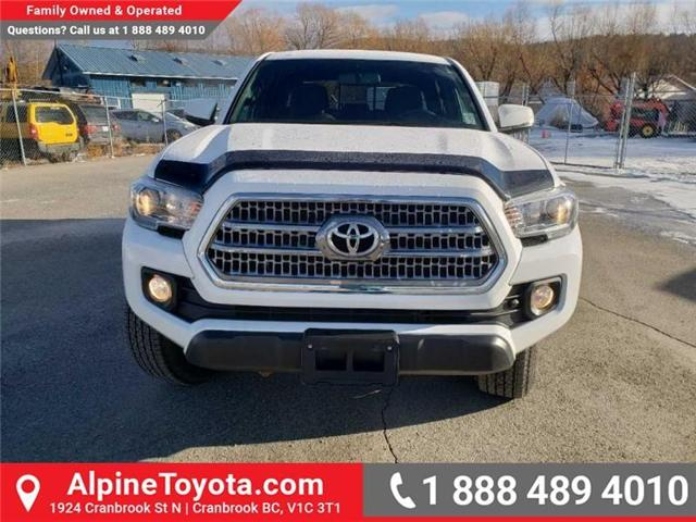 2017 Toyota Tacoma TRD Off Road (Stk: X078385M) in Cranbrook - Image 8 of 16